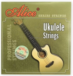 Struny do ukulele Alice AU041