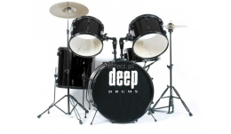 Perkusja Deep Drums DP101 Black
